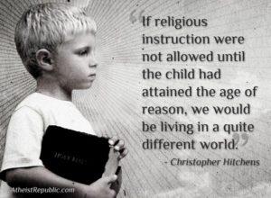 RELIGIOUS CHILD